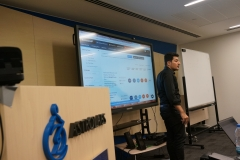 Speaking at ASTROLABS Dubai