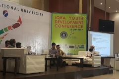 Panel Discussion on Social Media at IYDC, Peshawar