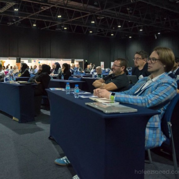 Audience at MPS2016, Dubai
