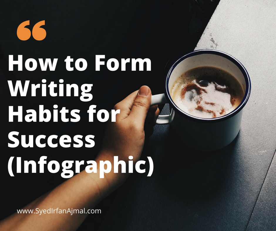 writing habits for success