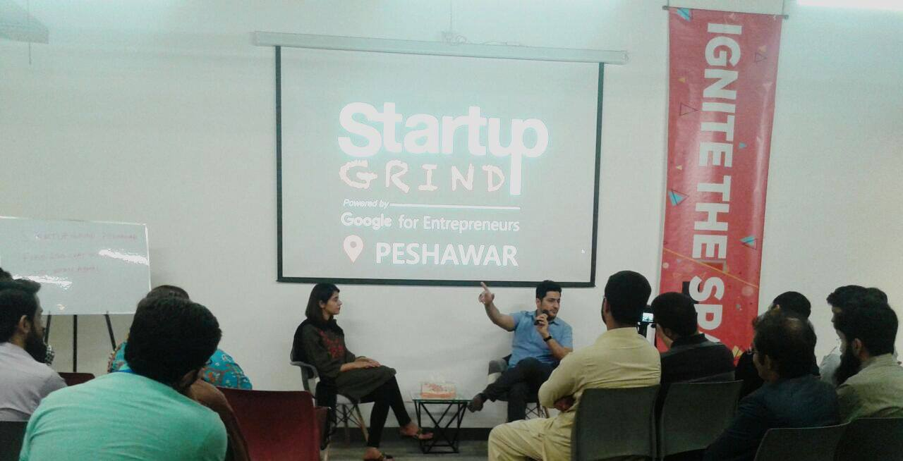 Fireside Chat With Syed Irfan Ajmal - Startup Grind