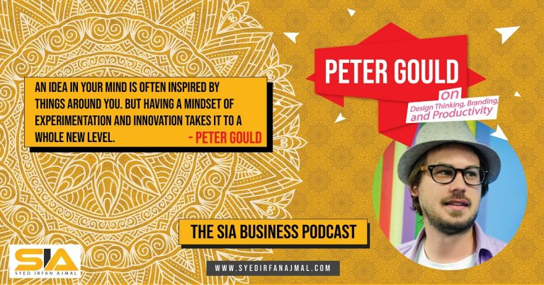 Peter Gould Speaking in the SIA Business Podcast