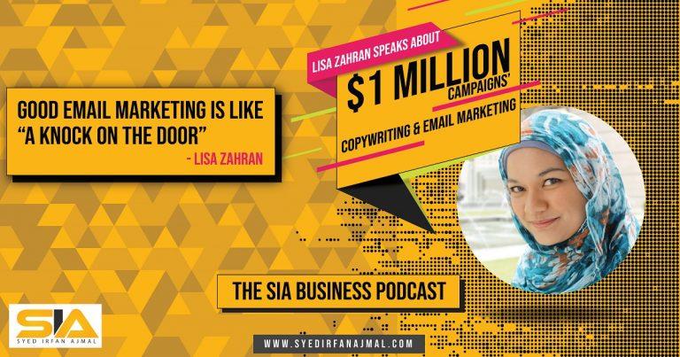 Lisa Zahran on the SIA Business Podcast