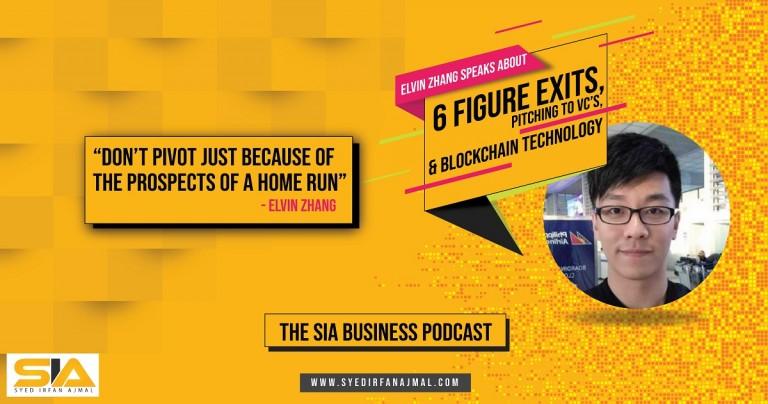 Elvin Zhang's Podcast Interview